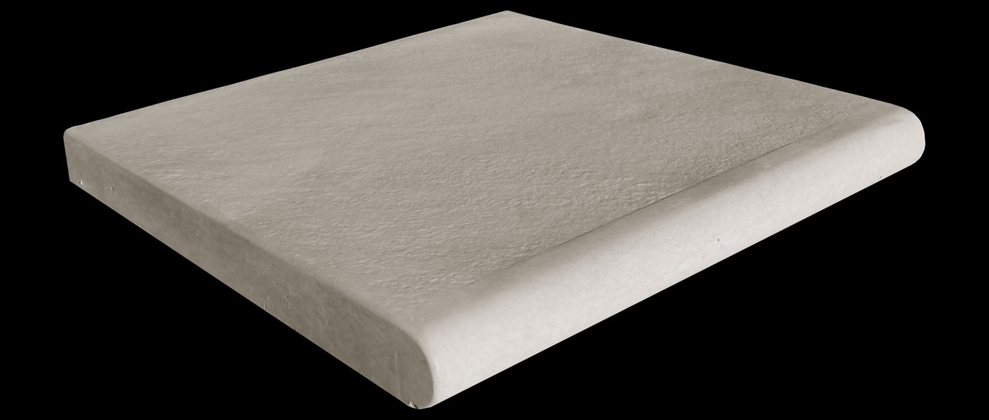 Rounded bullnose